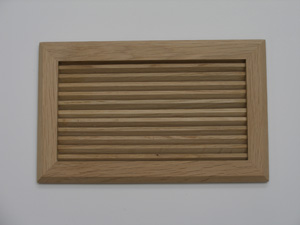 Vgo02 Oak Vent Grille Sale Reduced From 19 60