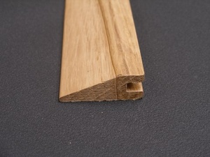 15MM FLOORING SOLID OAK SMALL REDUCER 40X15