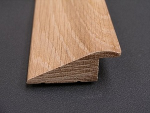 19MM FLOORING SOLID OAK LARGE REDUCER 57X25 X1 MTR
