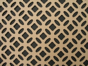 OP104 Filigree Ornamental Panels 1220mm x 607mm
