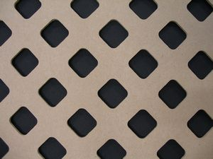 OP16 Lattice Ornamental Panels1825mm x 607mm