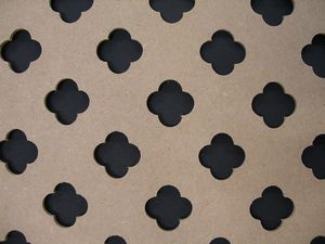 OP24 Quatrefoil Ornamental Panels1220mm x 607mm
