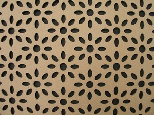 OP84 Montrosa Ornamental Panels 1220mm x 607mm