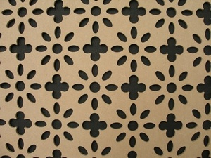 OP94 Bouquet Ornamental Panels 1220mm x 607mm