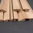 Solid Oak Flooring Accessories and radiator pipe rings